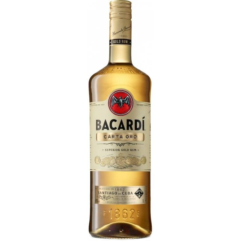 Bacardi Carta Oro - 1 л Bacardi Martini