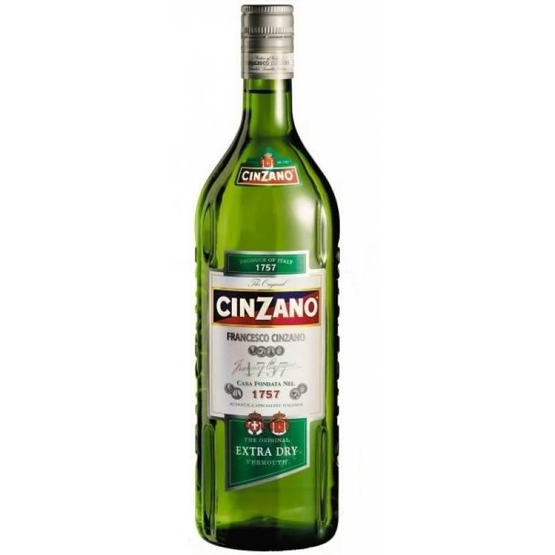 Cinzano Extra Dry ( 1,0л ) Gruppo Campari