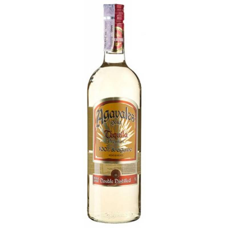 Agavales Gold (1 л) Casa Maestri Tequila Distillery