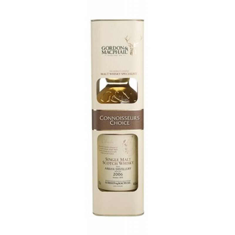 Connoisseurs Choice Arran, gift box 2006 -  0,7 л Gordon & MacPhail - АРХИВ!!!
