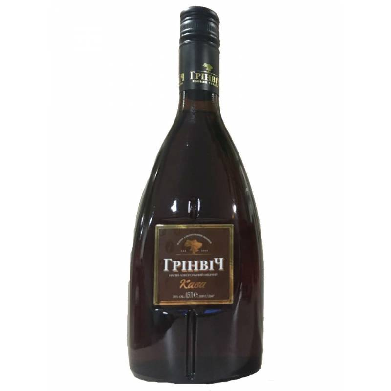 Гринвич кофе - 0,5 л Galicia Distillery(Галиция Дистилери)