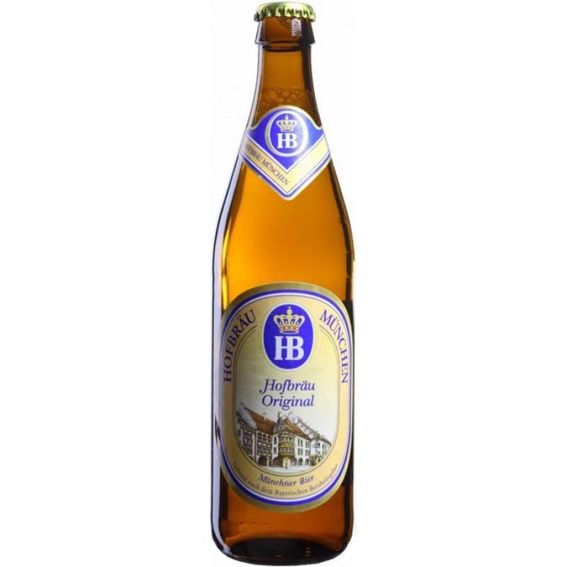 Hofbrau Original Munchner ( 0,5л ) Hofbrau Munchen