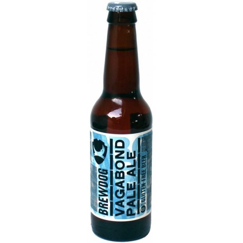 BrewDog Vagabond Pale Ale, непастеризованное ( 0,33 л) BrewDog - АРХИВ!!!