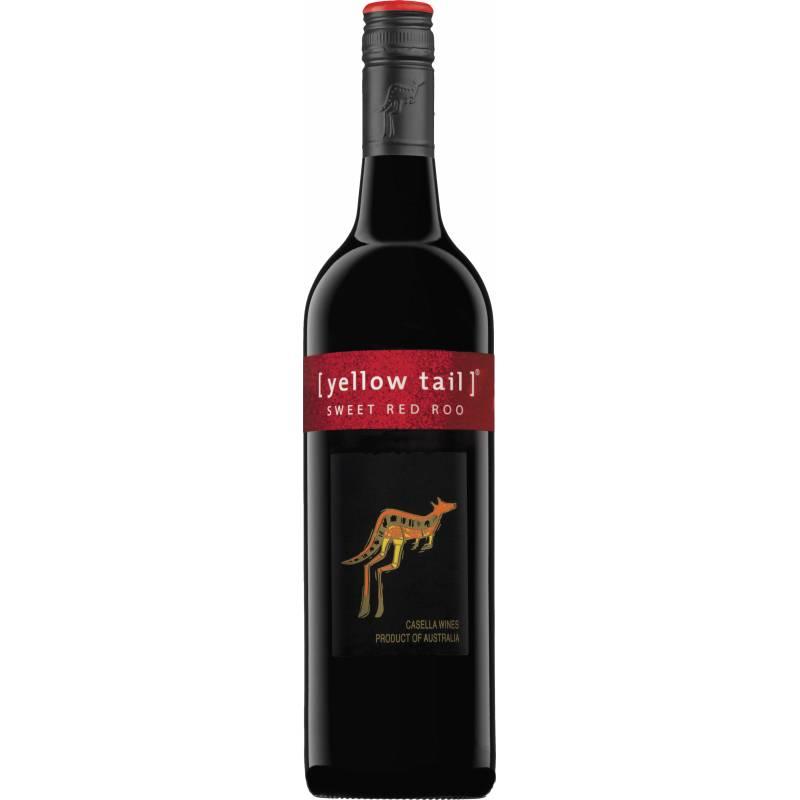Yellow Tail Суит Ред Ру ( 0,75л ) Casella Wines (Каселла Вайнз)