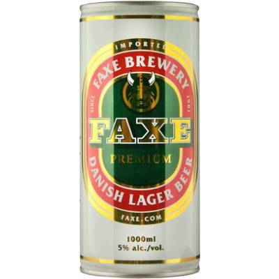 Faxe Premium ж/б ( 1,0л )