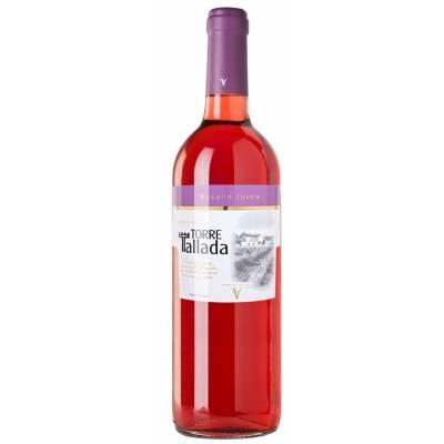 Torre Tallada розовое сухое (  Ниан Торре Таллада )  0,75л