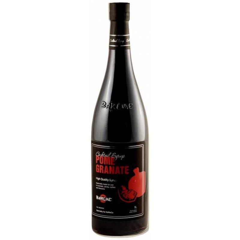Barline Pomegranate ( гранатовый) 1,0л ООО Свит Лайф - АРХИВ!!!