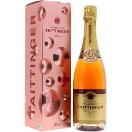 Taittinger Prestige Rose Brut, gift box - 0,75 л