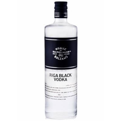 Водка Riga Black 0.7л