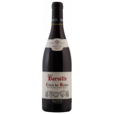 Cotes du Rhone Esprit Barville 0,75 л