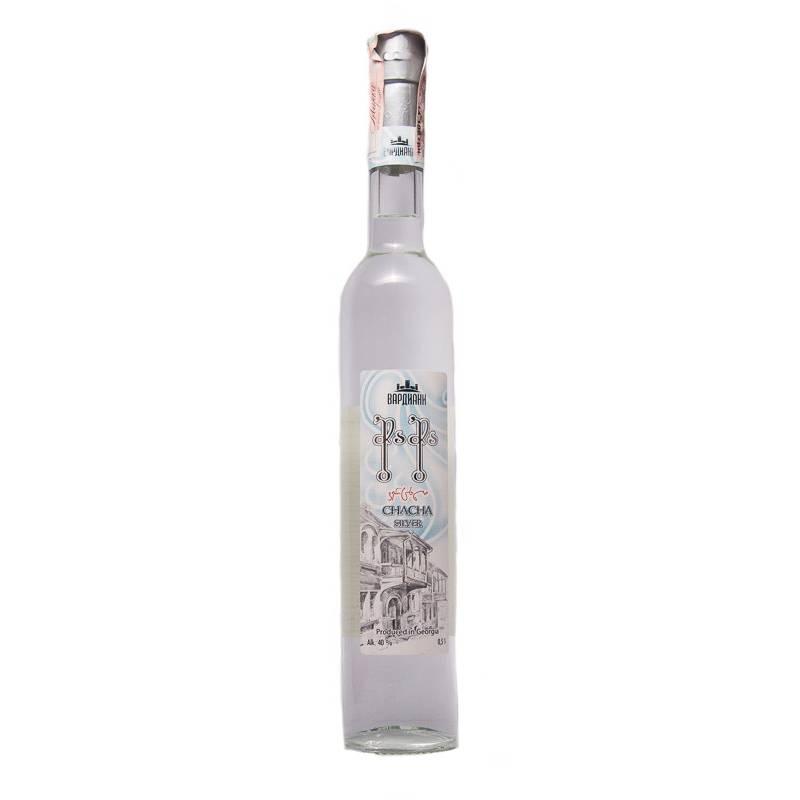 Vardiani Silver, ( Вардиани Серебряная ) 0,5л
