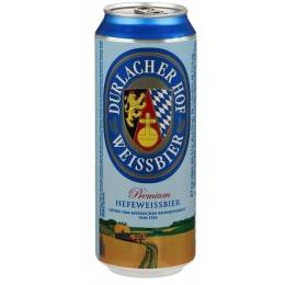Durlacher Premium Hefeweissbier - 0,5 ж/б