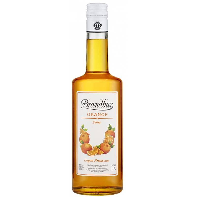 Brandbar Апельсин - 0,7 л Brandbar