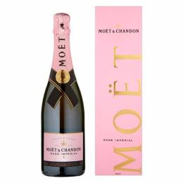 Moet & Chandon Rose Imperial в коробке - 0,75 л