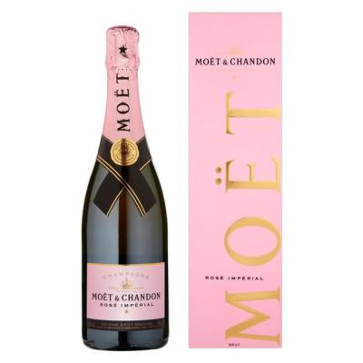 Moet & Chandon Rose Imperial в коробке ( 0,75л )