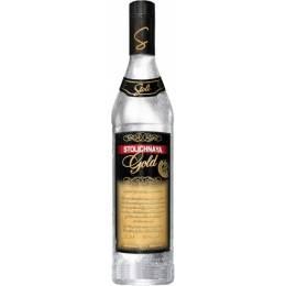 Stolichnaya  Голд  1 л