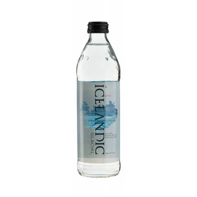 Icelandic Glacial джерельна не газ. - 0,33л Icelandic Water Holdings