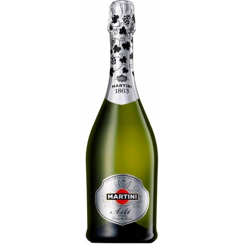 Martini Asti - 0,75 л Bacardi Martini