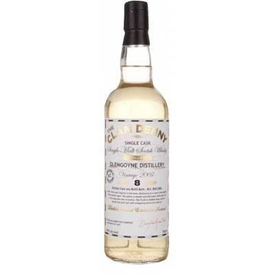Clan Denny Malt Whisky 8л Old Glengoyne 2007 - 0,7 л