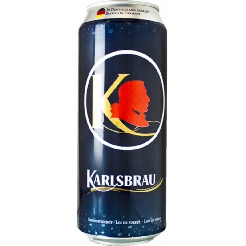 Karlsbrau lager ( 0,5л ) Karlsberg Brauerei