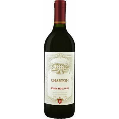 Charton Rouge Moelleux красное полусладкое ( Ниан Шартон руж )  0,75л