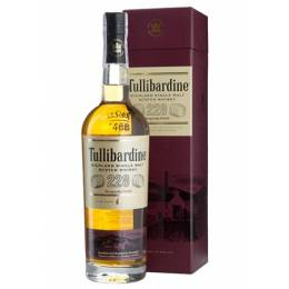 Tullibardine Burgundy Finish 228, gift box - 0,7 л