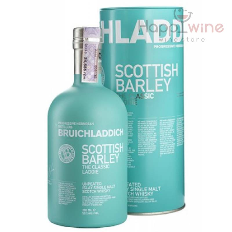 Bruichladding Scottish Barley - 0,7 л Bruichladdich