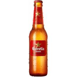 Estrella Damm Barcelona - 0,33 л