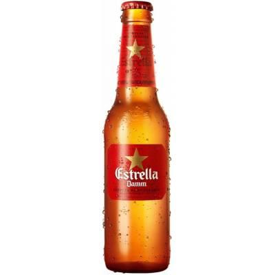 Estrella Damm Barcelona ( 0,33л )