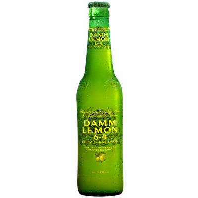 Estrella Damm Lemon ( 0,33л )