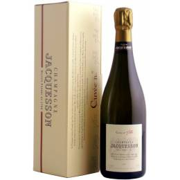 Jacquesson Cuvee, gift box - 0,75 л
