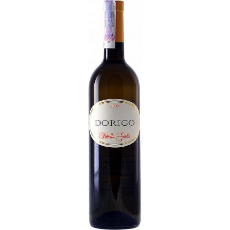 Dorigo Ribolla Gialla ( Dorigo Риболла Джалла ) 0,75 л Dorigo - АРХИВ!!!