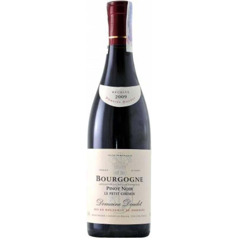 Doudet Naudin Bourgogne Pinot Noir Petit Chemin ( Doudet Naudin Бургонь Пино Нуар ) 0,75 л Doudet Naudin - АРХИВ!!!
