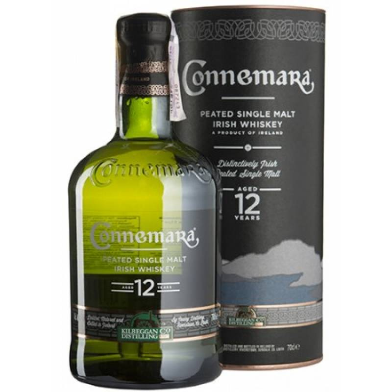 Connemara 12 yo - 0,7 л Cooley Distillery