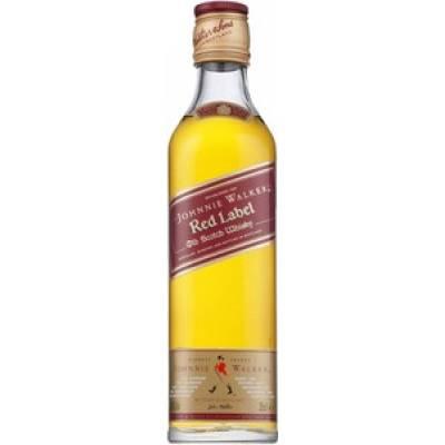 Johnnie Walker Red label ( 0,35л )
