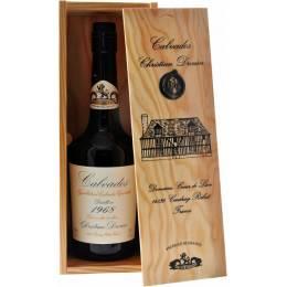 Calvados Selection Coeur de Lion 1968, деревьяная коробка (0,7 л)
