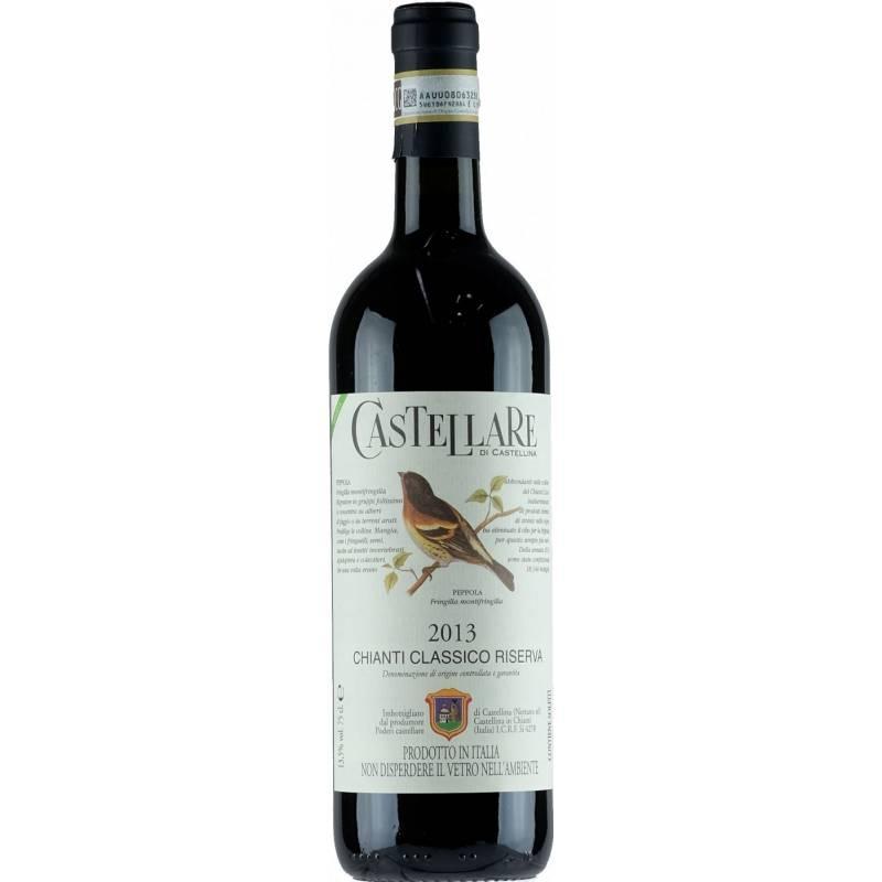 Chianti Classico Riserva 2013 - 0,75 л Domini Castellare di Castellina - АРХИВ!!!