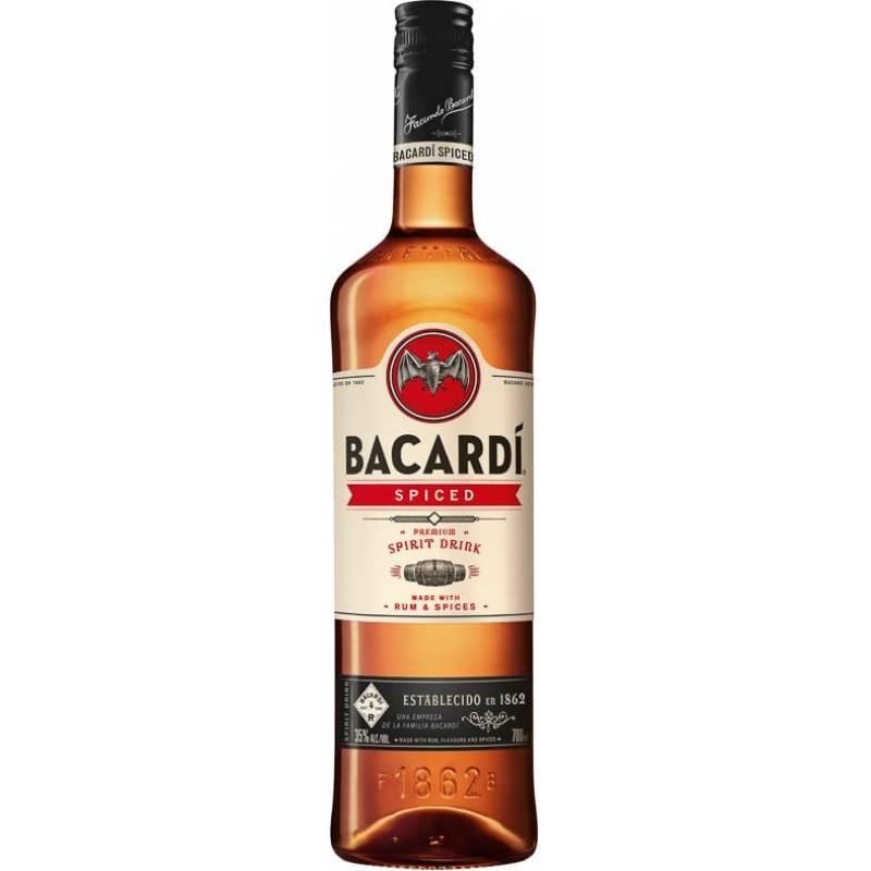 Bacardi Spiced - 1 л Bacardi Martini - АРХИВ!!!