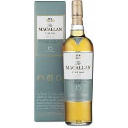 Macallan Fine Oak 15 Years Old - 0,7 л