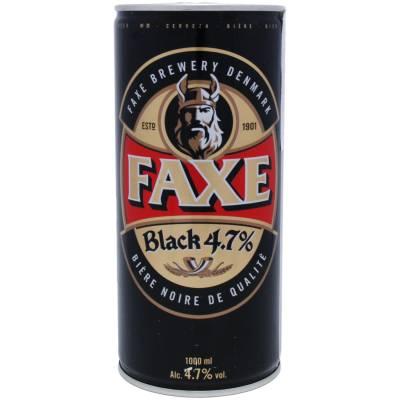 Faxe Black ж/б ( 1,0л )