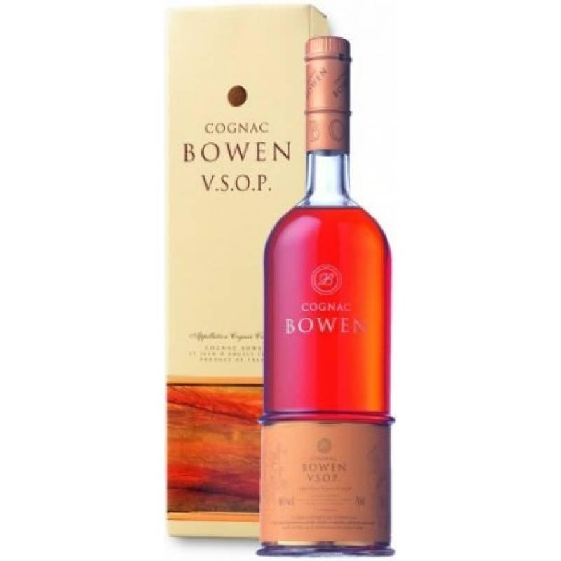 Bowen VSOP, gift box - 0,7 л Chabasse (Шабасс) - АРХИВ!!!
