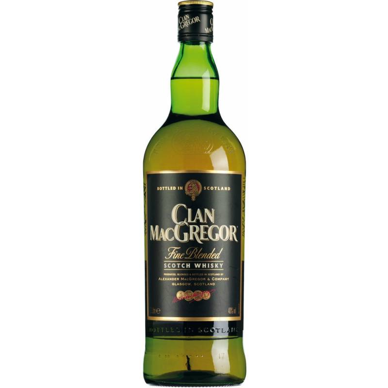 Clan MacGregor - 0,7 л William Grant and Sons