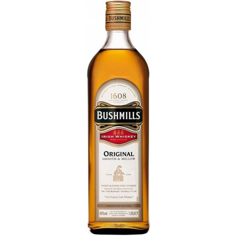 Bushmills Original - 1,0 л Old Bushmills Distillery