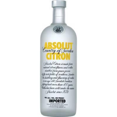 Absolut Citron ( лимон) ( 0,5л )