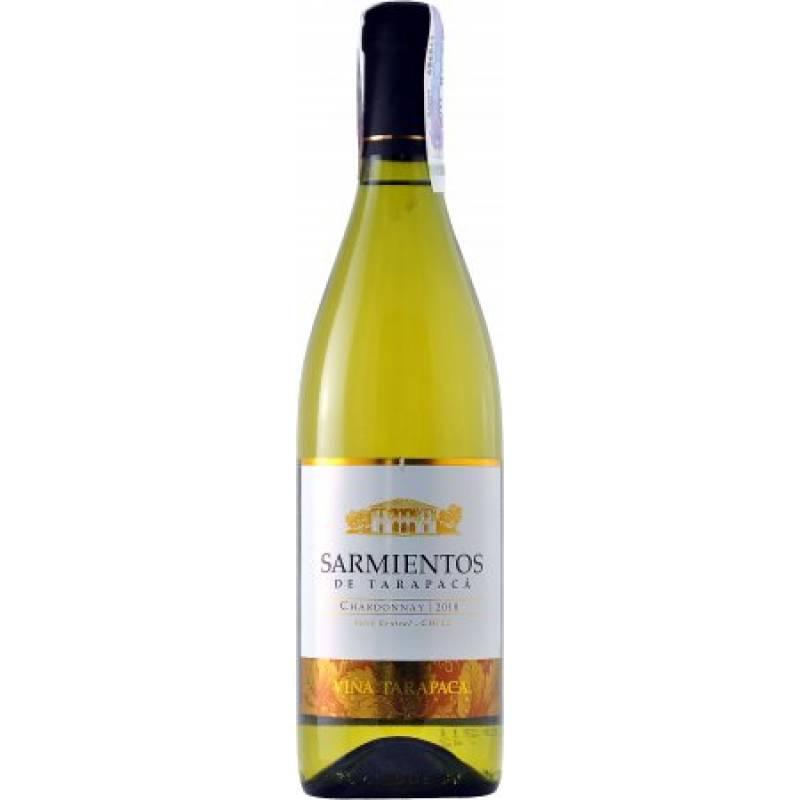 Tarapaca Sarmientos Chardonnay ( Tarapaca Сармієнтес Шардоне ) 0,75 л Tarapaca