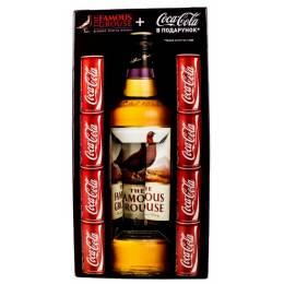 The Famous Grouse Finest - 0,7 л + Сoca-Cola - 0,25 л
