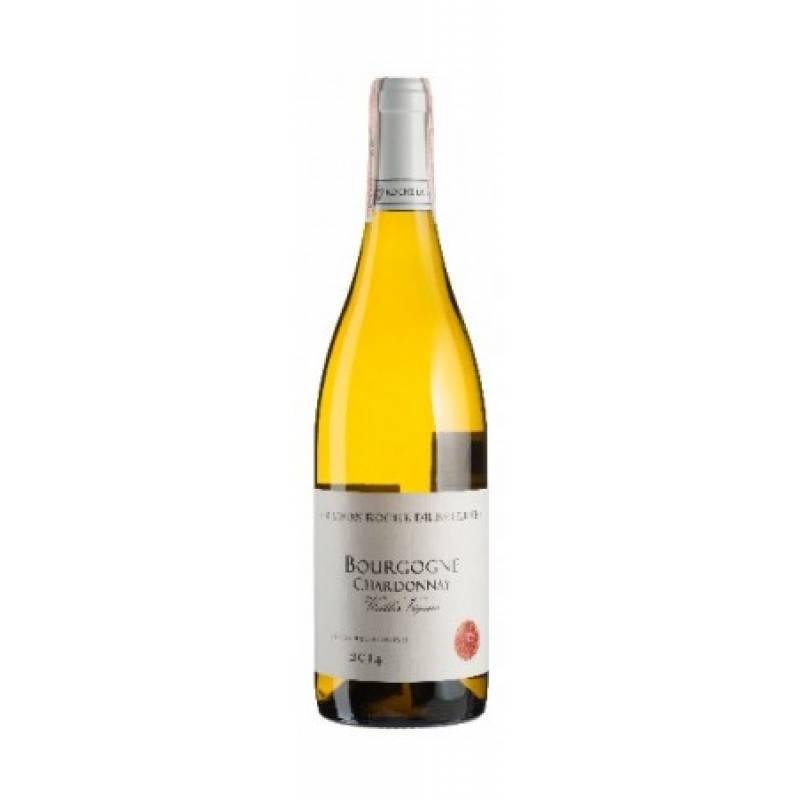 Bourgogne Chardonnay Vieilles Vignes 2014 - ( 0,75 л ) Maison Roche de Bellene - АРХИВ!!!