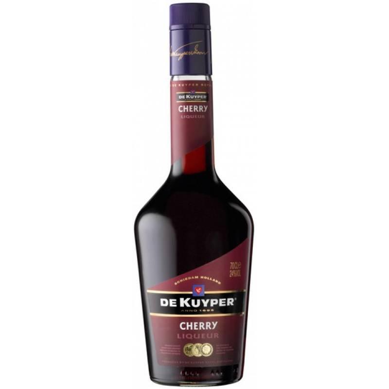De Kuyper Cherry ( вишня) ( 0,7л ) De Kuyper Royal Distillers - АРХИВ!!!
