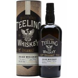 Teeling Single Malt, tube - 0,7 л