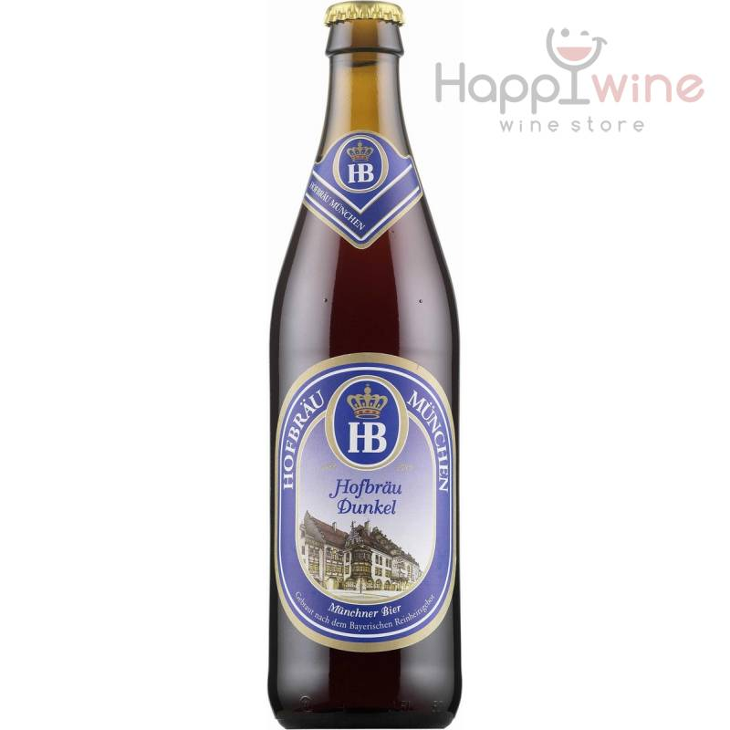 HB Dunkel ( 0.5 л ) Hofbrau Munchen